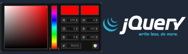 Color Picker Online con jQuery